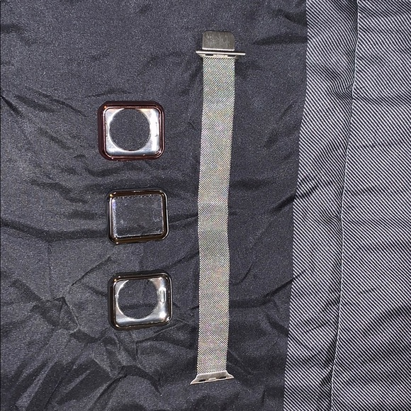 Other - iWatch Covers & band